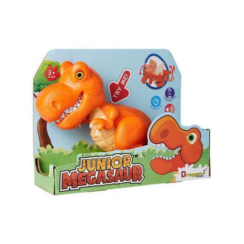 Junior Megasaur Bend & Bite Dino - 隨機發貨