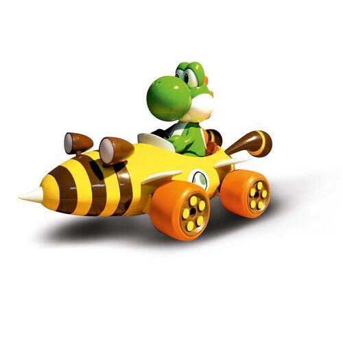 Nintendo任天堂 瑪利歐賽車遙控系列-馬赫8 耀西
