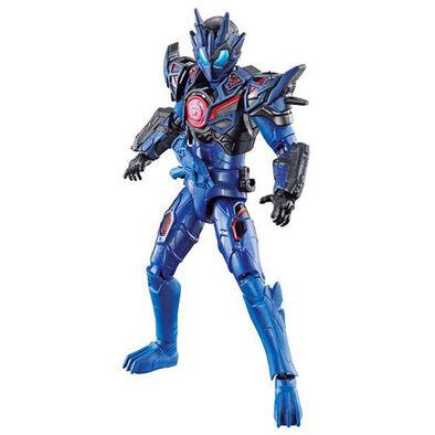 Kamen Rider 幪面超人Zero-One Rkf 可動幪面超人系列 霍靳 突擊野狼形態