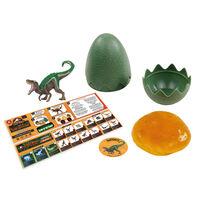 Jurassic World侏羅紀世界 白堊冒險營恐龍蛋 - 隨機發貨