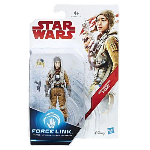 "Star Wars星球大戰viii 3.75"" 造型公仔原力系列 隨機發貨"