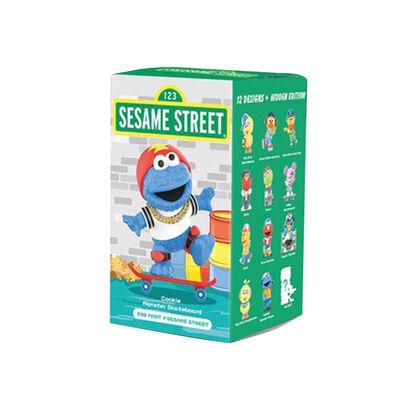 Pop Mart Sesame Street Hip Pop - Assorted