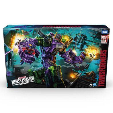 Transformers變形金剛 Generations 泰坦系列 薩克巨人