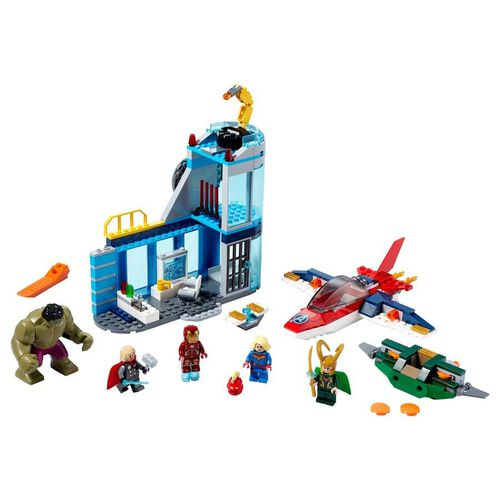 LEGO Avengers Wrath Of Loki 76152