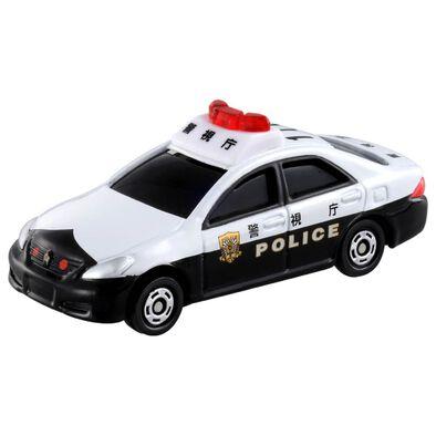Tomica多美 車仔4D發聲震動豐田皇冠警車