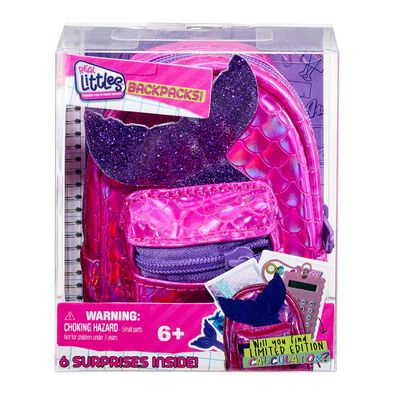 Real Littles S2 Backpack Single Pack CDU - Assorted