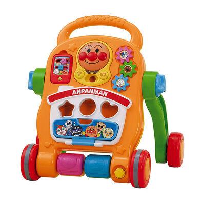 Anpanman麵包超人手推學行玩具車