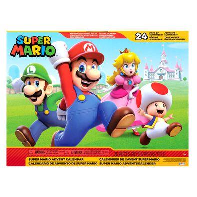 Nintendo Super Mario Advent Calender