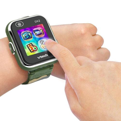 Vtech偉易達 輕觸式智能相機學習手錶 Dx2 迷彩