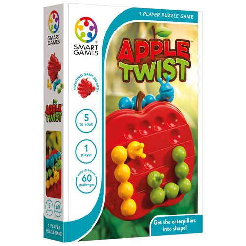 Smart Games 扭扭蟲蟲吃蘋果