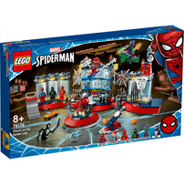 LEGO樂高漫威超級英雄系列 Attack on the Spider Lair - 76175