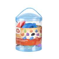 Top Tots智叻寶貝 海洋動物洗澡玩具桶裝