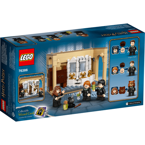 LEGO樂高哈利波特系列 霍格華玆:變身水事故 76386