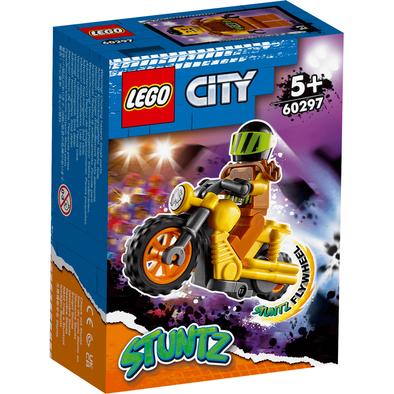LEGO樂高城市系列 爆破特技機車 60297