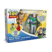 Toy Story反斗奇兵 4 巴斯胡迪人型對講機