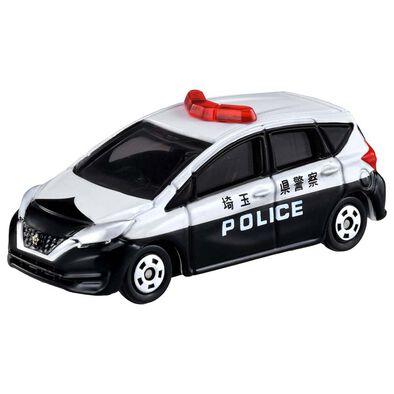 Tomica Bx021 Nissan Note Patrol Car