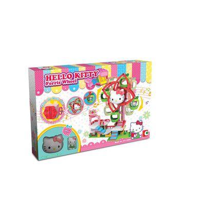 Hello Kitty吉蒂貓 積木系列 音樂摩天輪