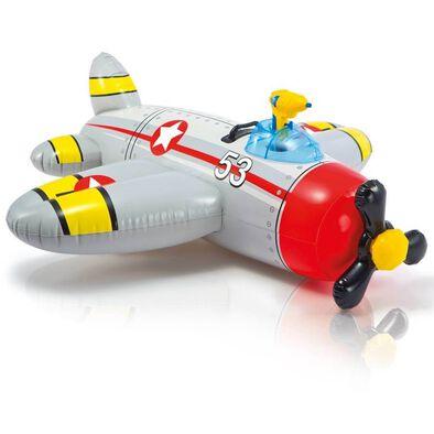 Intex 水槍飛機坐騎 隨機發貨