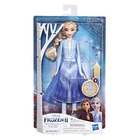 Disney Frozen迪士尼魔雪奇緣 2 發光時裝玩偶 - 隨機發貨