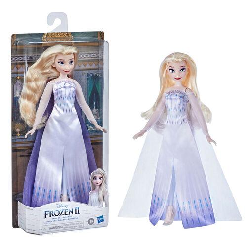 Disney Frozen迪士尼魔雪奇緣 2 時裝玩偶愛莎