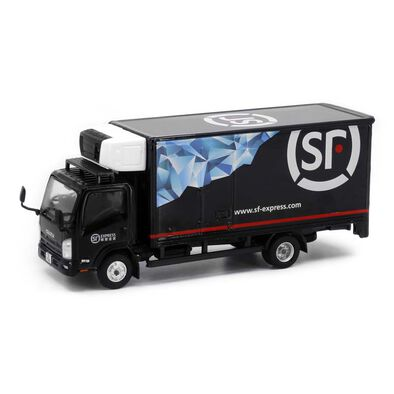 Tiny 85-Isuzu Sf Express Freezer Truck