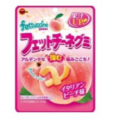 Fettuccine百邦 - 長條水蜜桃味軟糖