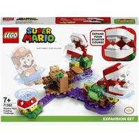 LEGO樂高超級瑪利歐系列 Piranha Plant Puzzling Challenge 擴展版圖 - 71382