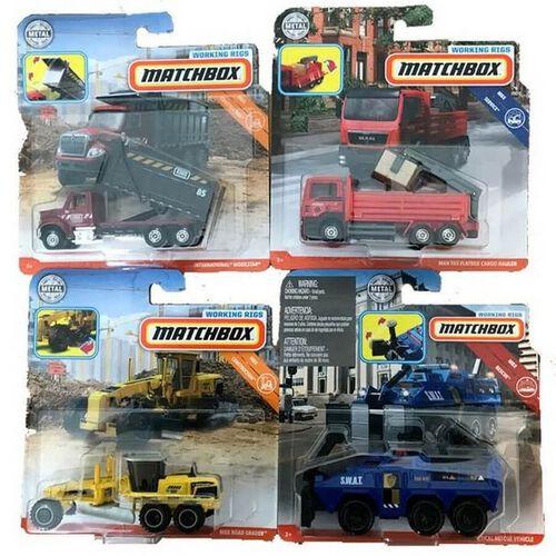 Matchbox火柴盒小汽車 長車系列 - 隨機發貨