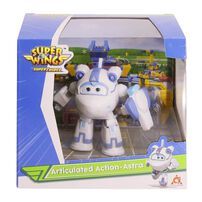 Super Wings超級飛俠 -可活動玩具 Astra