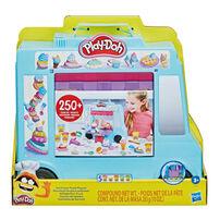 Play-Doh培樂多 雪糕車玩具套件