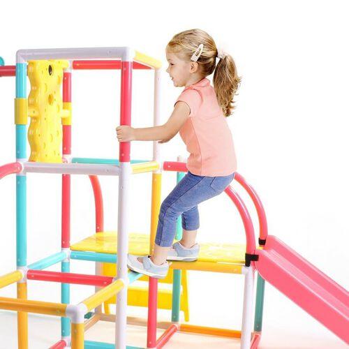 Grow'n Up高思維 4 合1 鞦韆滑梯攀爬組合