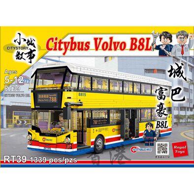 City Story Citybus Volvo B8L