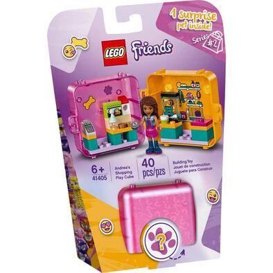 LEGO Friends Andrea Shopping遊戲寶盒 41405