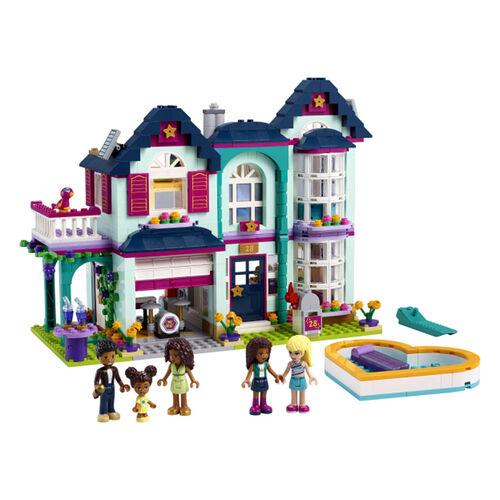 LEGO樂高好朋友系列 Andrea 的家 - 41449