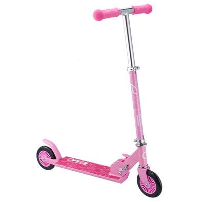 Evo 兩輪滑板車 - 粉紅色