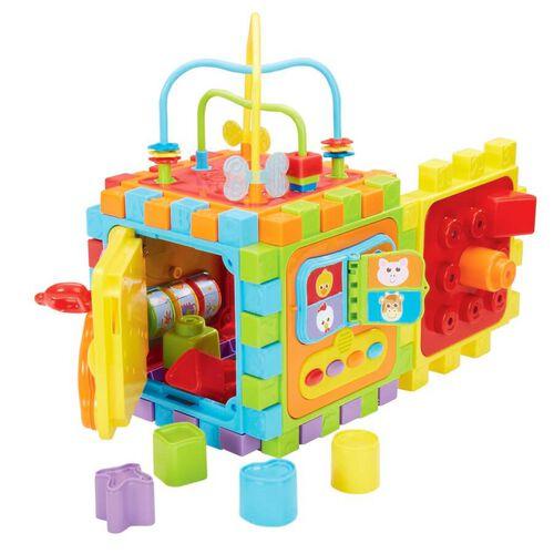 Bru Infant & Preschool 多功能立體方積木