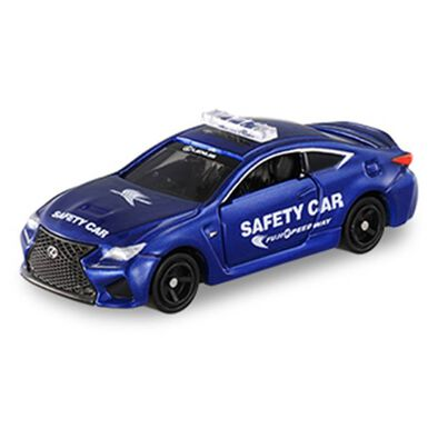 Tomica多美 車仔 Lexus Rcf Safety Car