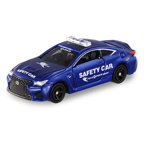 Tomica多美 車仔 Lexus Rcf Safety Car