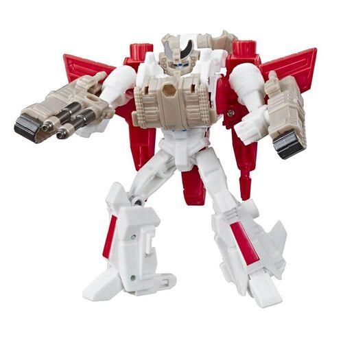 Transformers變形金剛賽博斯宇宙系列 斯比頓傳奇火花裝甲戰 - 隨機發貨