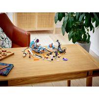 LEGO Monkie Kid 沙大力迅雷戰艇 80014