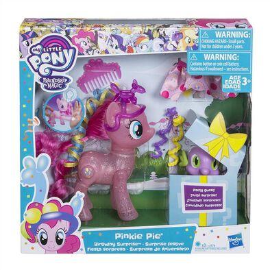 My Little Pony小馬寶莉生日驚喜pinkie Pie