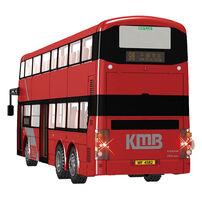 Konsept 1:43 Kmb Rc Double Decker Bus B8L Red