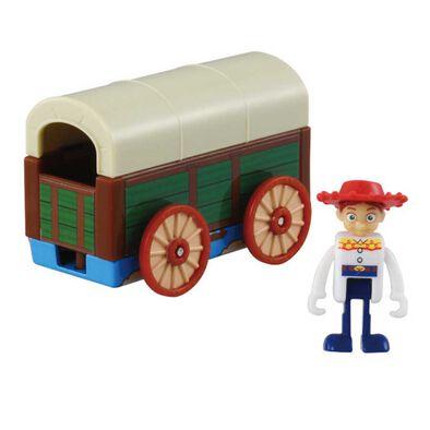 Dream Tomica多美 Ride-On Ts-05 翠絲與玩具盒車