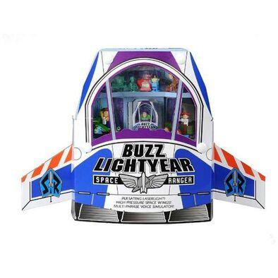 Toy Story反斗奇兵 巴斯光年太空船收納箱