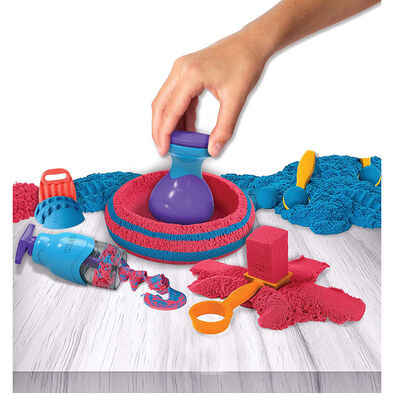 Kinetic Sand Sandtastic Set