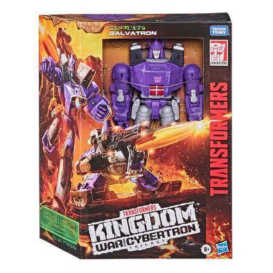 Transformers變形金剛Generations 系列 斯比頓之戰:王國領袖者級別 WFC-K28 甲威龍