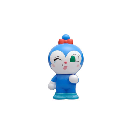 Anpanman麵包超人發聲軟膠公仔-藍精靈