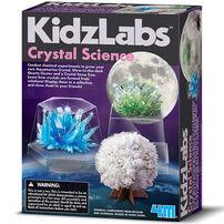4M 神奇水晶科學