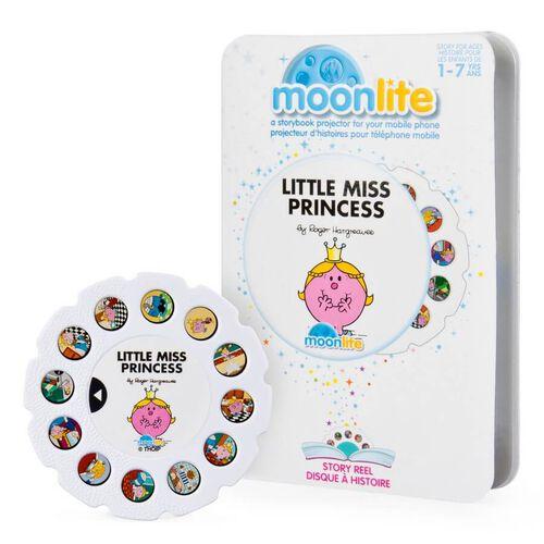 Moonlite月光故事單件幻燈片 小公主