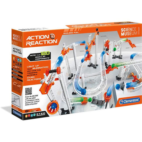 Clementoni Science Museum: Action And Reaction - Endless Fun